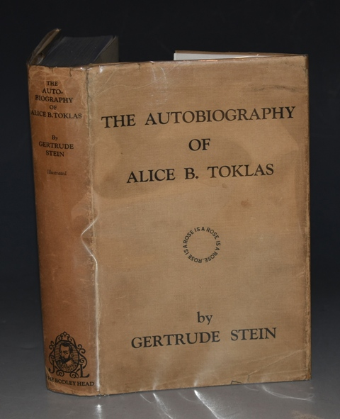 Image for The Autobiography of Alice B. Toklas With 17 Illustrations.
