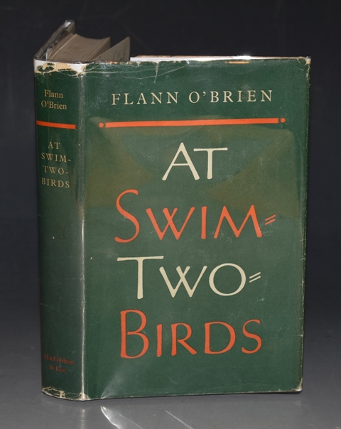 Image for At Swim-two-birds