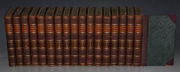 Image for The Works of Lord Byron. With His Letters and Journals, and His Life by Thomas Moore, Esq. In Seventeen Volumes.