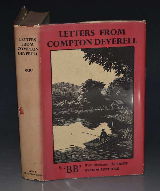 Image for Letters from Compton Deverell. Illustrated by D.J. Watkins-Pitchford.
