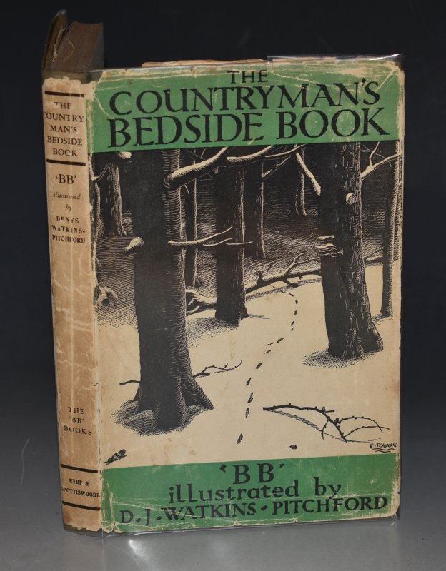 Image for The Countryman's Bedside Book. Illustrated by D.J. Watkins-Pitchford.