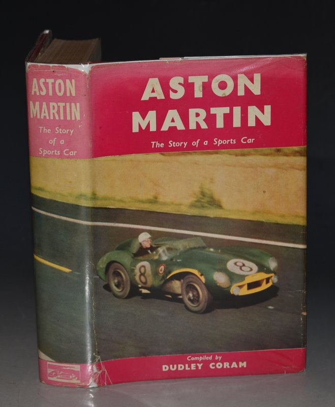 Image for Aston Martin, The Story of a Sports Car Book 1, (1929 - 1940), by Inman Hunter & F. E. Ellis. Book 2, (1946 - 1957), by D.Coram. With a foreword by David Brown.