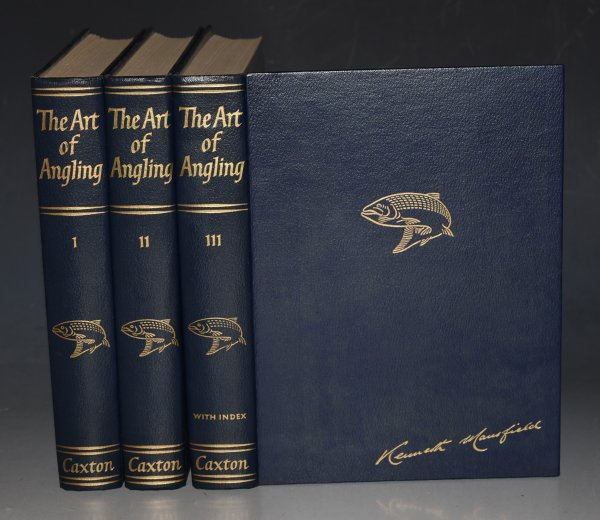 Image for The Art of Angling. With contributions from Prominent Angling Writers. Three volumes.