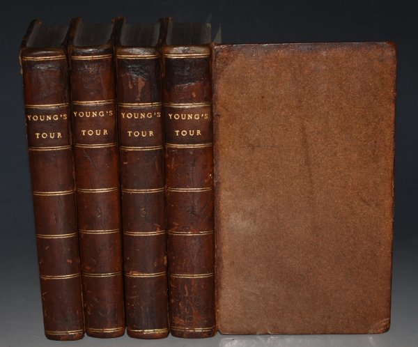 Image for A Six Months Tour Through The North of England. Containing an account of the present state of Agriculture, Manufactures and Population, in several Counties of this Kingdom. ... In Four Volumes. The Second Edition.