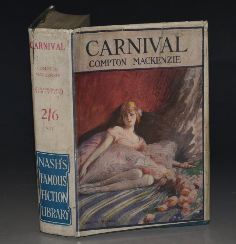 "Image for Carnival ""Nash's Famous Fiction Library."""