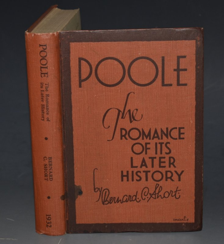 Image for Poole. The Romance of its Early History.
