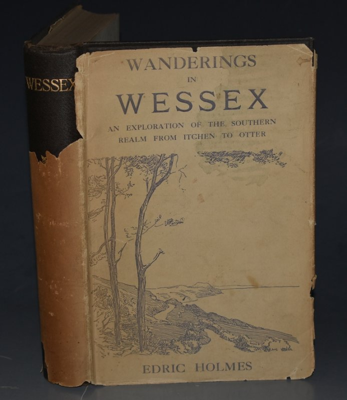 Image for Wanderings in Wessex. An Exploration of the Southern Realm from Itchen to Otter.