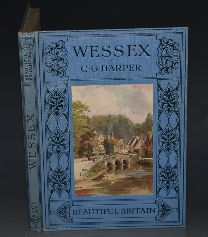 Image for Wessex.