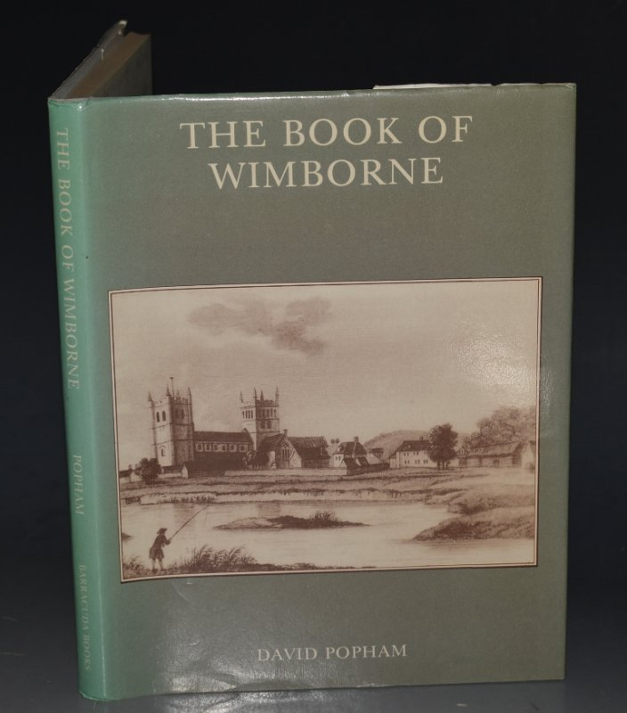 Image for The Book of Wimborne. Signed limited edition.