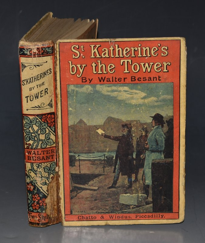 "Image for St. Katherine's by The Tower ""Yellowbacks."""