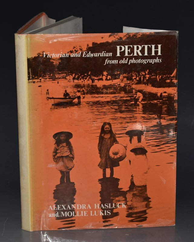 Image for Victorian and Edwardian Perth. from Old Photographs.
