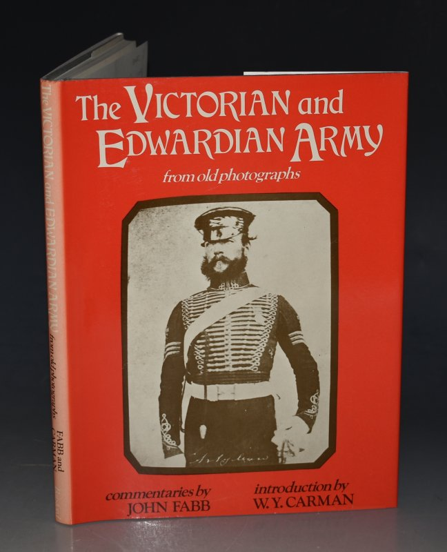 Image for Victorian and Edwardian Army. from Old Photographs.