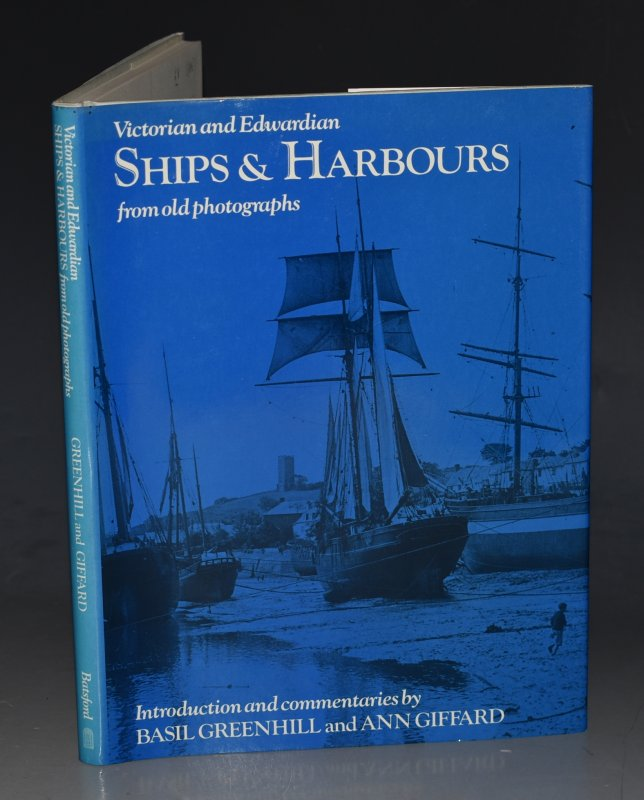 Image for Victorian and Edwardian Ships & Harbours. from Old Photographs.