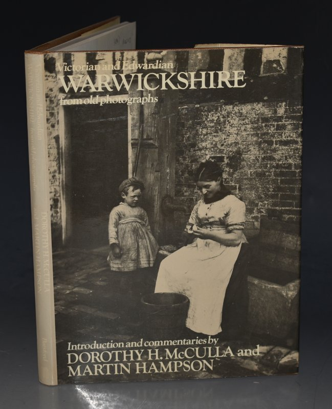 Image for Victorian and Edwardian Warwickshire . from Old Photographs.