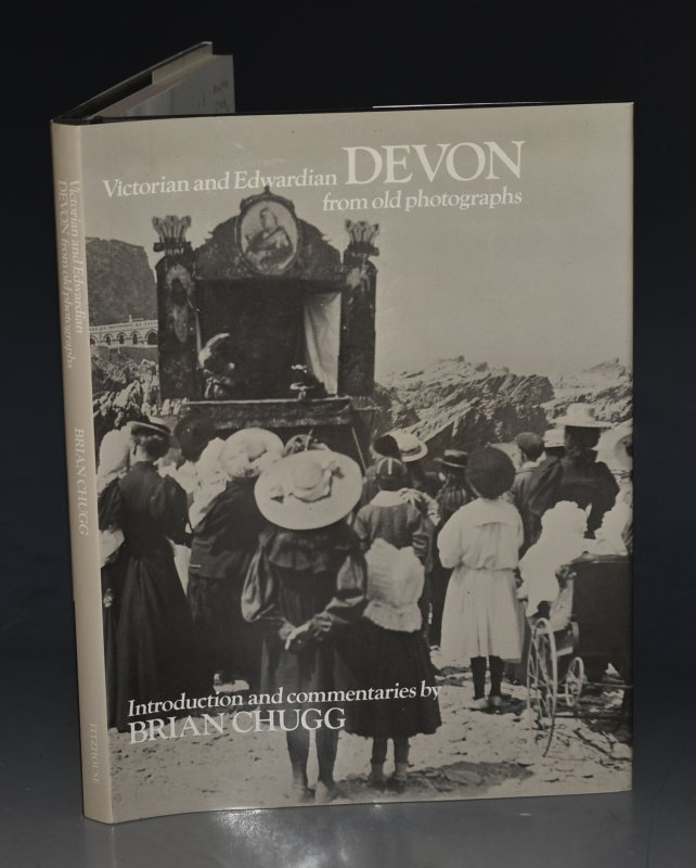 Image for Victorian and Edwardian Devon . from Old Photographs.