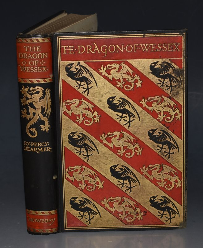 Image for The Dragon of Wessex. A story of the Days of Alfred.