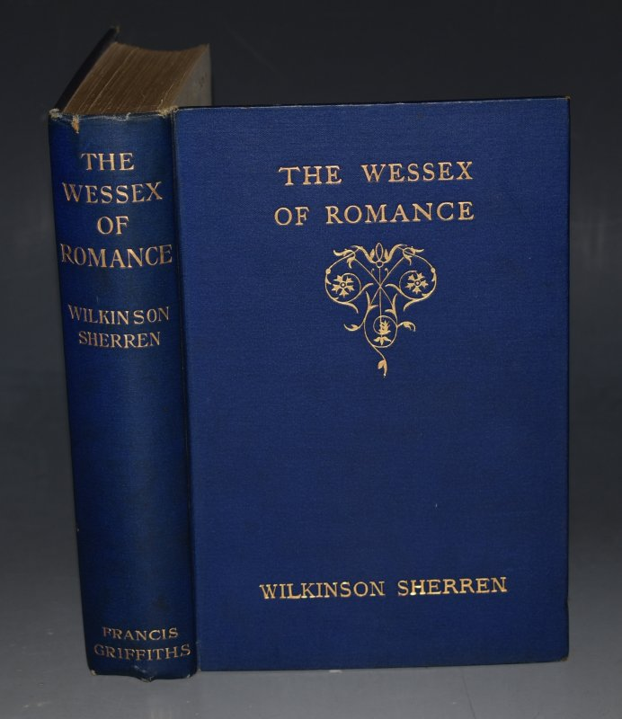Image for The Wessex of Romance.