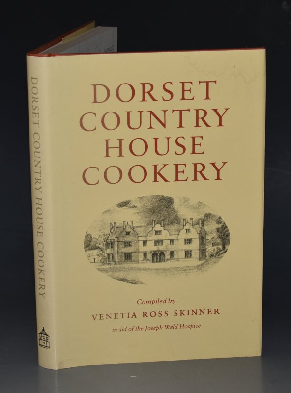 Image for Dorset County House Cookery. (In aid of the Joseph Weld Hospice).