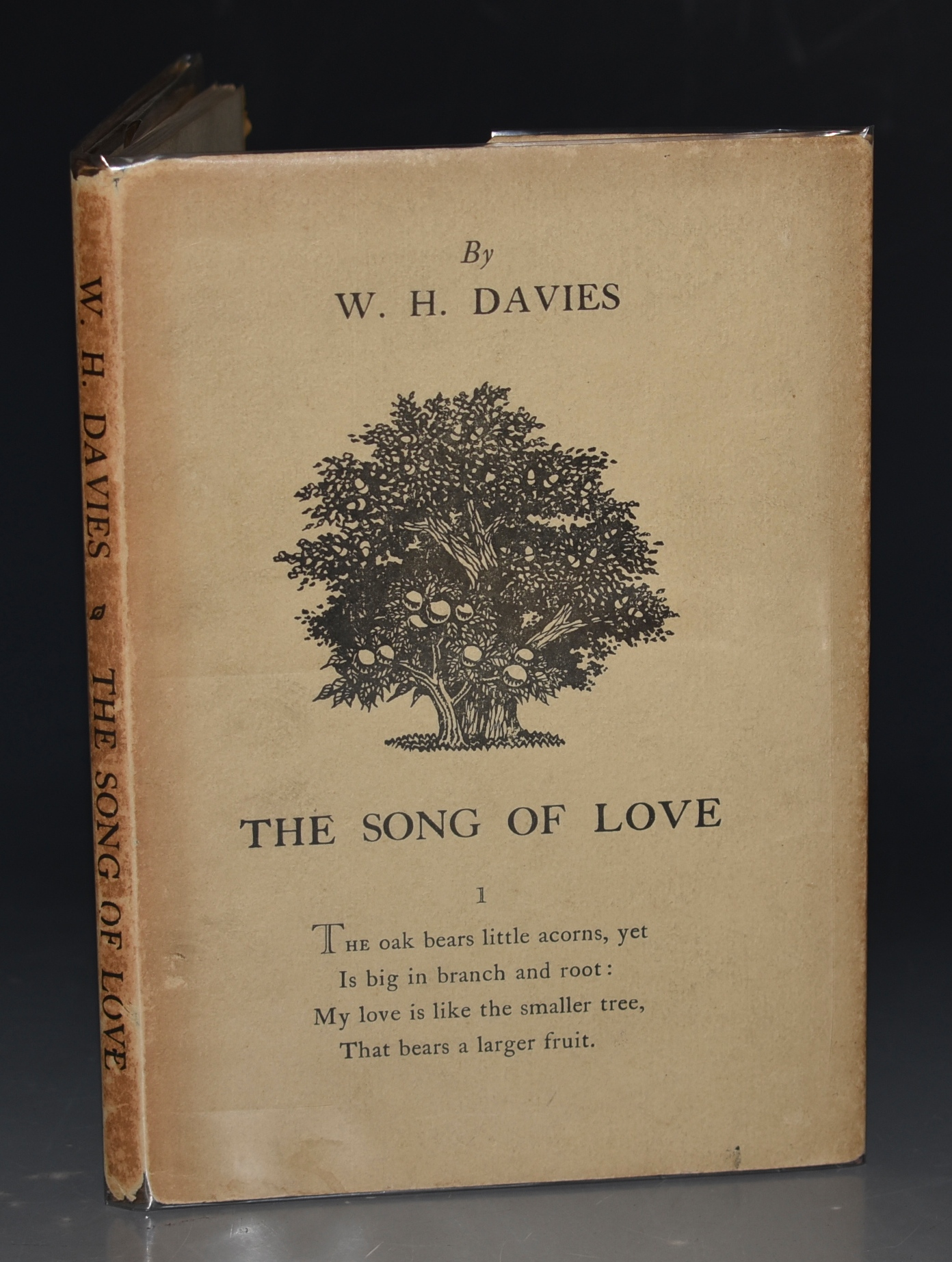 Image for The Song of Love With Decoration by Dora M. Batty.