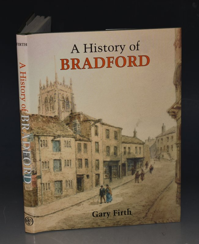 Image for A History of Bradford.
