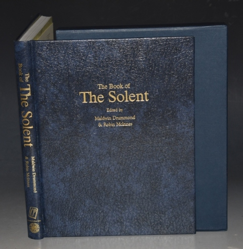 Image for The Book of The Solent Including the Isle of Wight Coastal Voyage. Signed & Numbered Limited Edition.