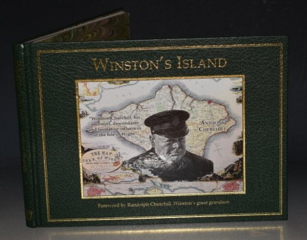 Image for Winston's Island Foreword by Randolph Churchill. Signed and Numbered.
