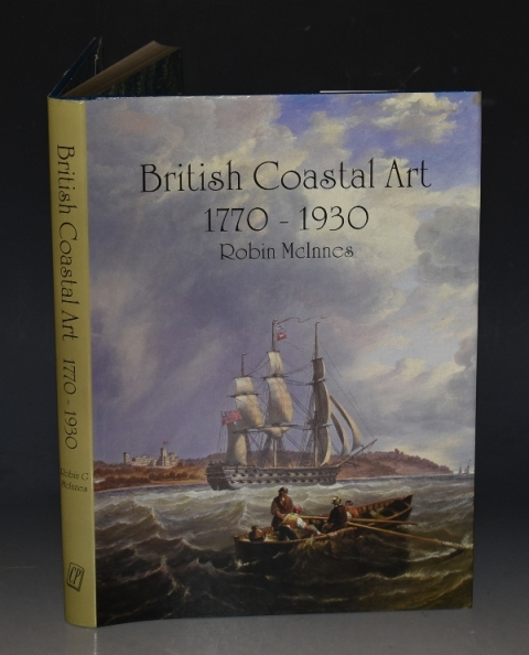 Image for British Coastal Art 1770 - 1930 Contributions by Sarah Benstead. Signed & Numbered Limited Edition.