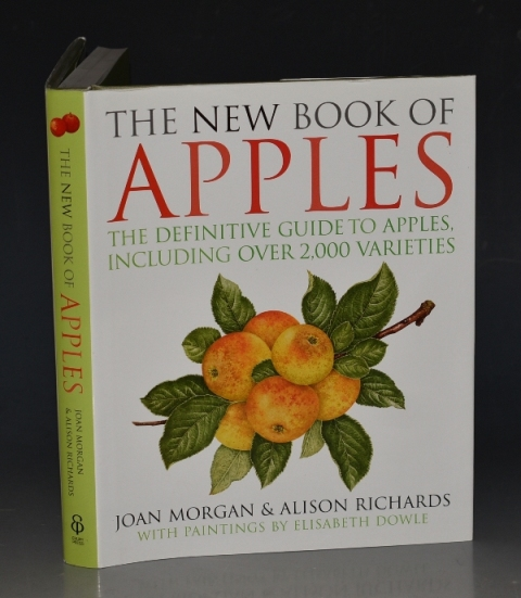 Image for The New Book of Apples The Definitive Guide to Apples including over 2,000 Varieties.