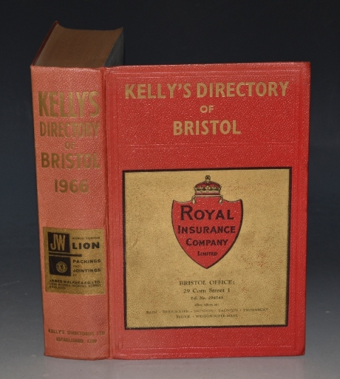 Image for Kelly's Directory of Bristol 149th Edition. 1966.