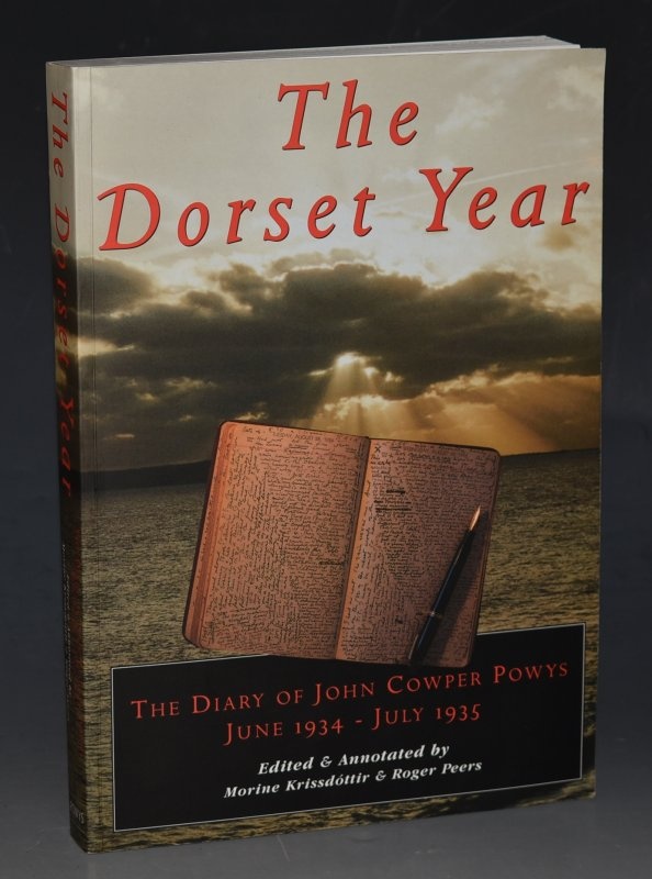 Image for The Dorset Year: The Diary of John Cowper Powys June 1934- July 1935