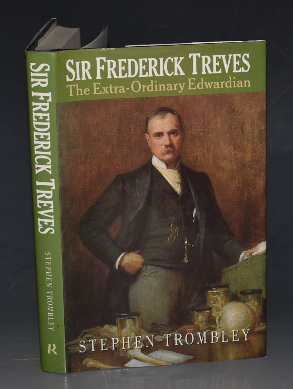 Image for Sir Frederick Treves The Extra-Ordinary Edwardian
