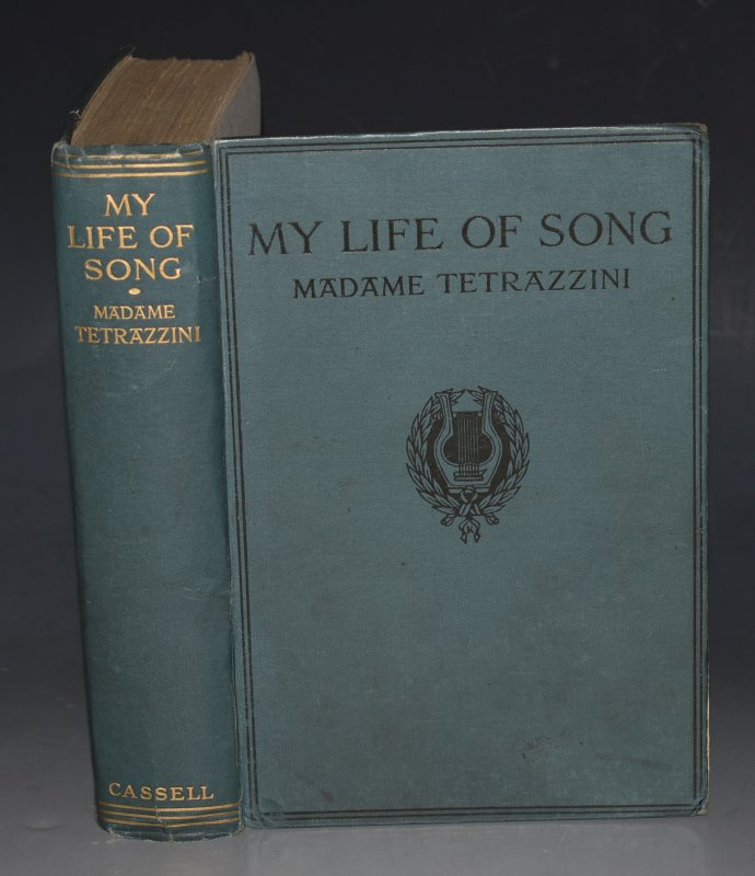 Image for My Life of Song With Photogravure Frontispiece and 8 Half-tone Plates.