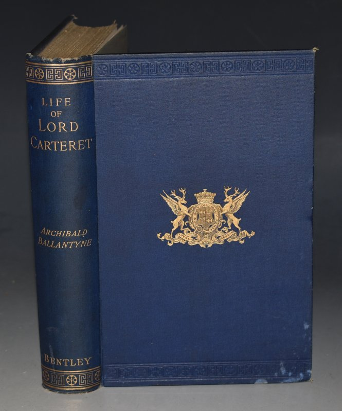 Image for Lord Carteret A Political Biography 1690-1763.