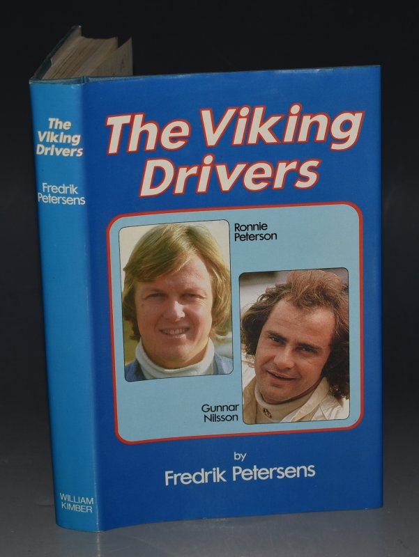 Image for The Viking Drivers Ronnie Peterson & Gunnar Nilsson