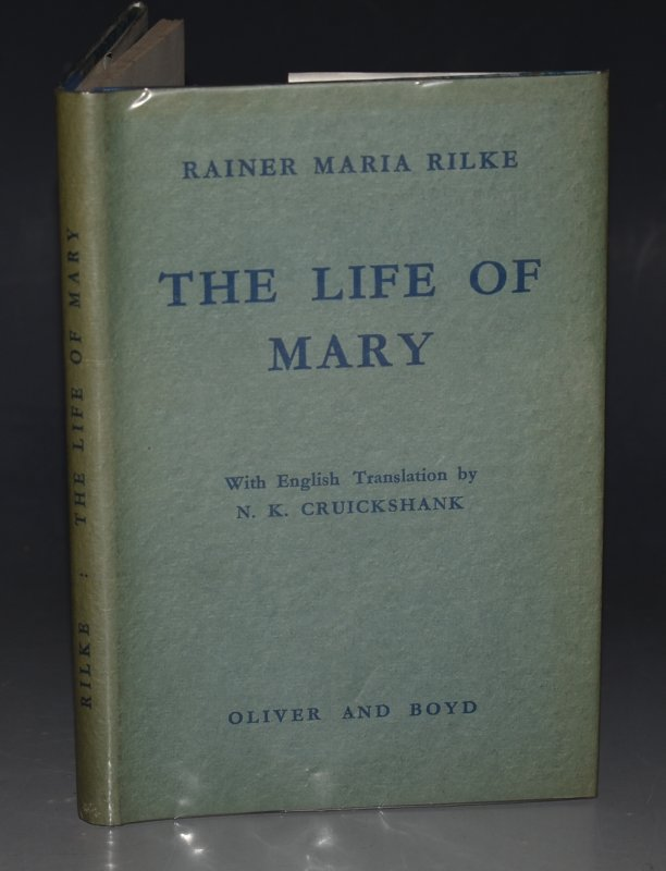 Image for The Life of Mary (Das Marien-Leben) The German text with an English Translation by N. K. Cruikshank. Introduction by Jethro Bithell.