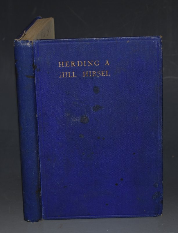 "Image for Herding a Hill Hirsel How to do it and how not to do it. Prize essays reprinted from ""The Scottish Farmer and Farming World and Household."""