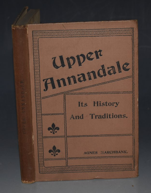 Image for Upper Annandale: Its History and Traditions