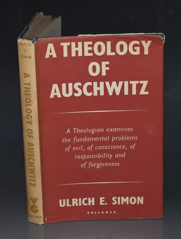 Image for A Theology of Auschwitz