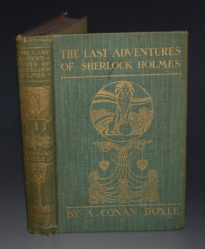 The Last Adventures of Sherlock Holmes. Souvenir Edition.