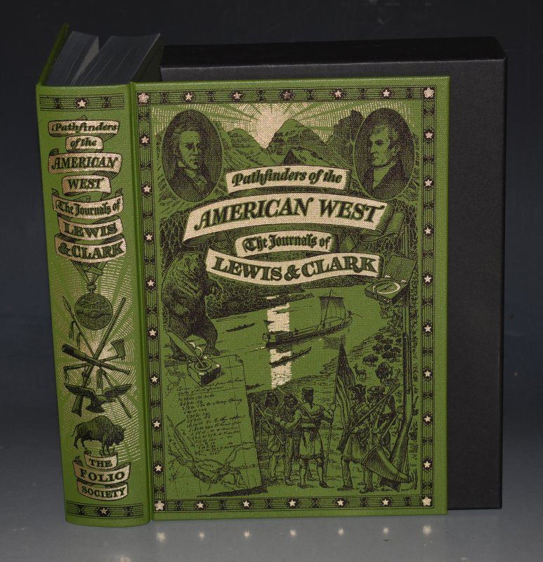 Image for Pathfinders of the American West Pathfinders of the American West - The Journals of Lewis & Clark