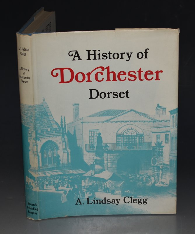 Image for A History of Dorchester, Dorset.