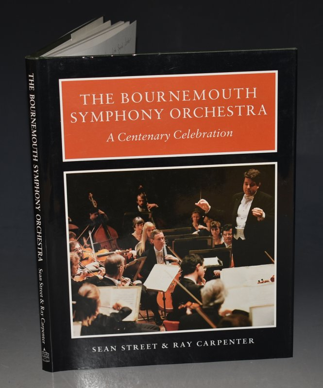 Image for The Bournemouth Symphony Orchestra A Centenary Celebration.