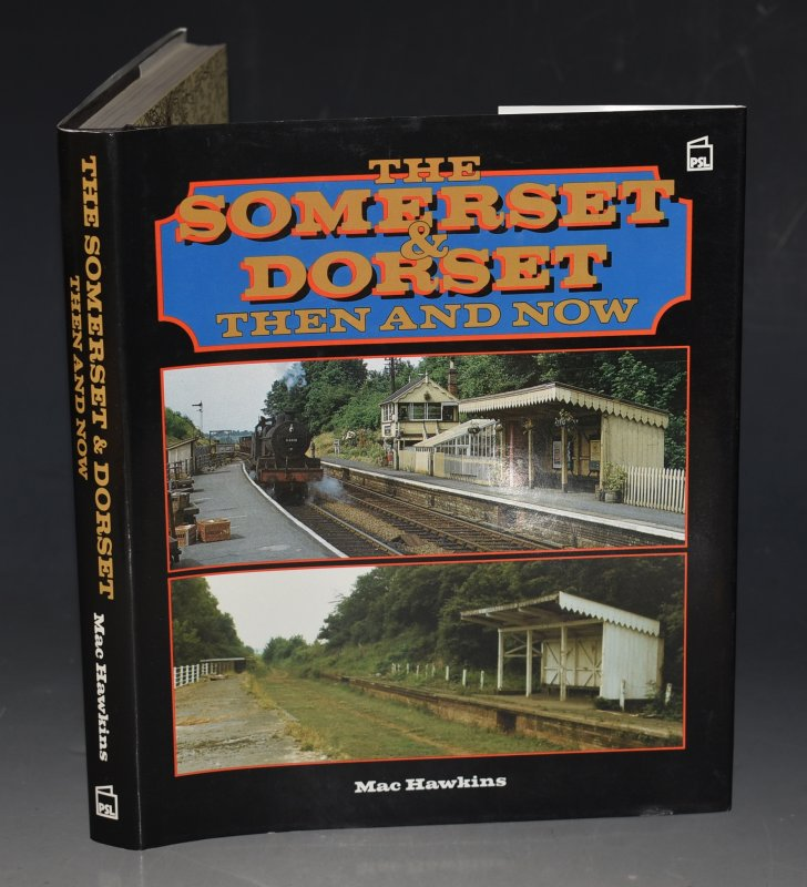 Image for Somerset & Dorset Then and Now
