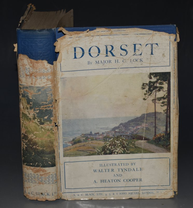 Image for Dorset First edition. With thirty-two illustrations in colour by Walter Tyndale and A. Heaton Cooper.