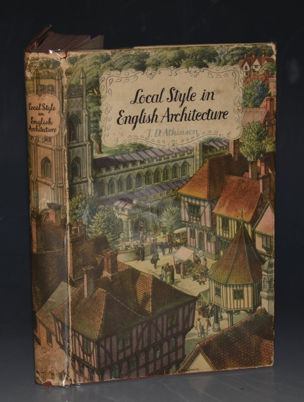 Image for Local Style in English Architecture An Enquiry into its origin and development. Illustrated by Drawings, Prints and Photographs.