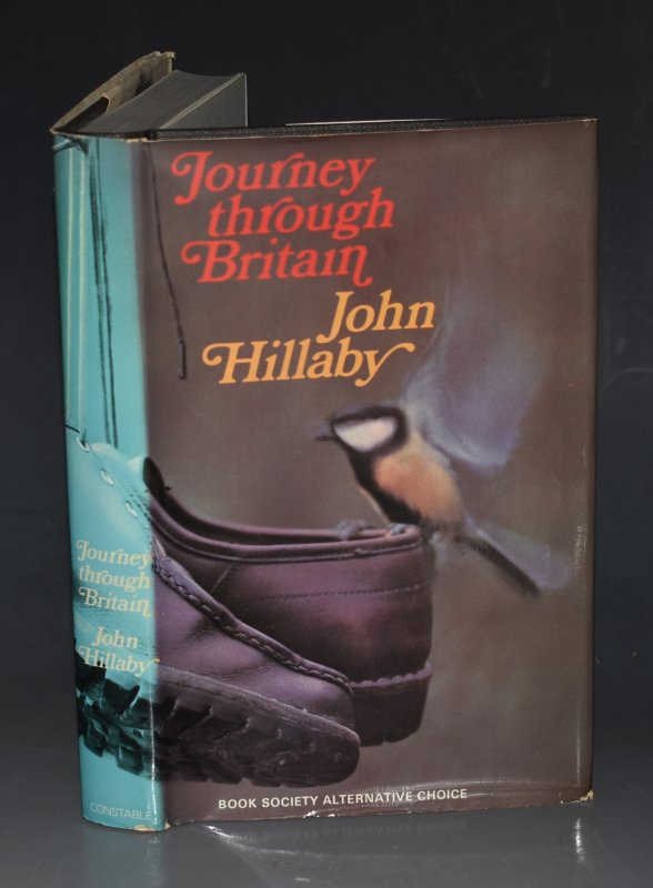 Image for Journey Through Britain Signed Copy.