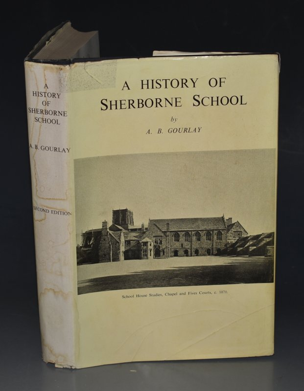 Image for A History of Sherborne School