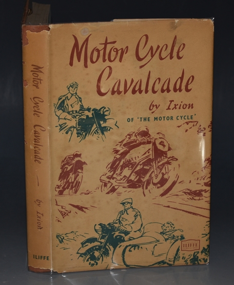 Image for Motor Cycle Cavalcade With thirty-two pages of photogravure illustrations.