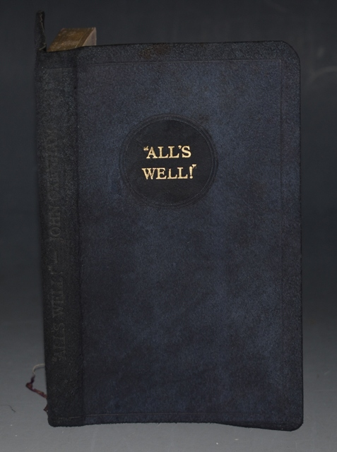 "Image for ""All's Well!"" Some Helpful Verse for These Dark Days of War"