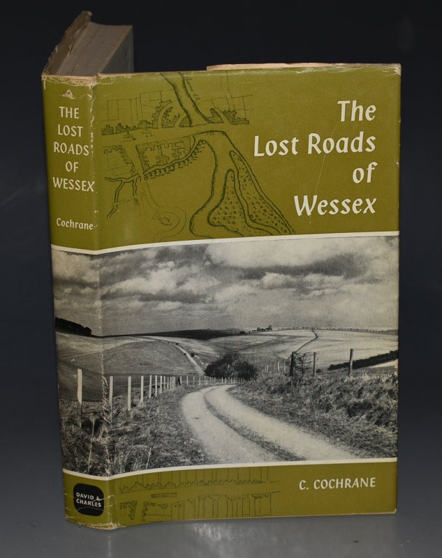 Image for The Lost Roads of Wessex